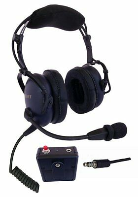 Pilot PA18-50H ANR Aviation Helicopter Headset