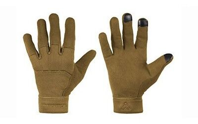 Magpul MAG853 Men's Coyote Synthetic Suede Technical Gloves - Size Large