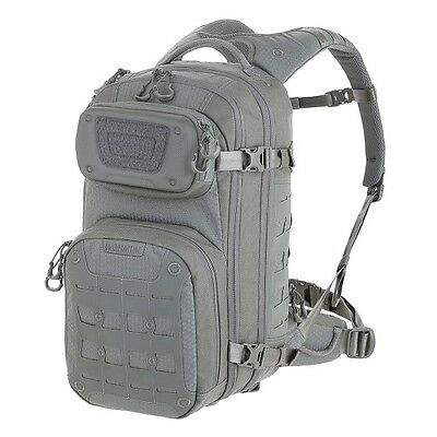 "Maxpedition RFCGRY RiftCore Backpack Gray 12"" x 8"" x 18"""