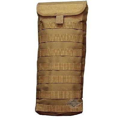 5Ive Star Gear TSP-4692000 Universal Hydration Carrier 16''x 9''x 3'' Coyote Tan