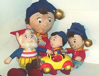 NODDY CUDDLY DOLLS / TOYS ~ click on - Select - to browse or order