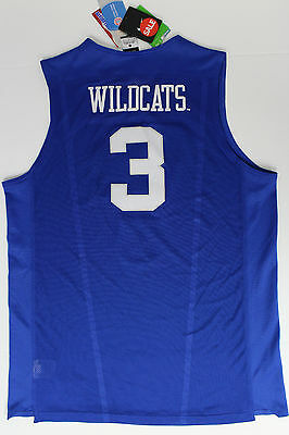 Nike Kentucky Wildcats Royal Men's Hyper Elite Authentic Performance Basketball