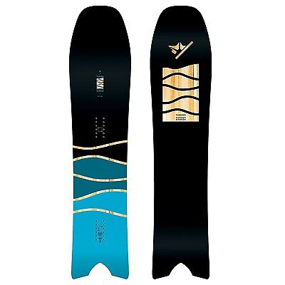 Rome Powder Division Swallow Tail 2017 148cm Steve's Snow Store