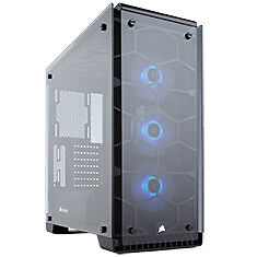NEW Corsair Crystal 570X RGB Black ATX Case