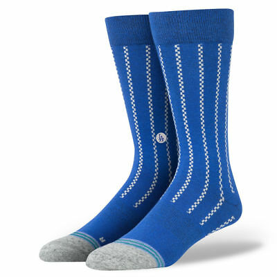 Los Angeles Dodgers Stance MLB Vintage Crew Socks - Blue