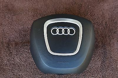 AUDI A3 A4 A6 A8 Q5 Q7 S4 RS4 3-SPOKE air bag Driver WHEEL AIRBAG COVER