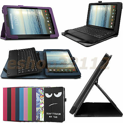 Folio Cover Case for RCA Viking Pro 10 Detachable 2 in 1 10.1 inch Tablet PC