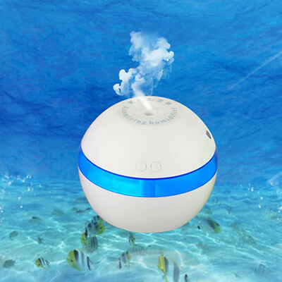 Ultrasonic mini USB Humidifier Aroma Oil Diffuser Air Purifier Mist Maker Home
