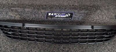 Genuine Vauxhall Astra J 5Dr 2010 2016 Lower Front Bumper Grille 13297796 New