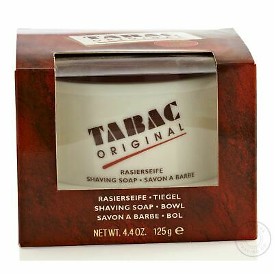Tabac (Maurer & Wirtz) Shaving Ceramic Bowl & Soap - 125g