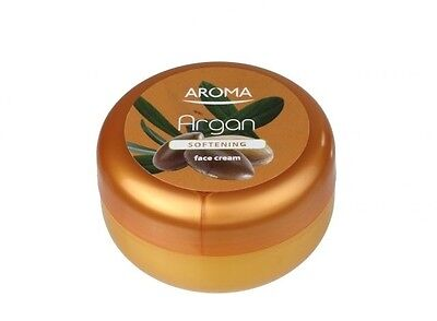 AROMA FACE CREAM WITH ARGAN & Vitamin E Softening and Nourishing 75 ml