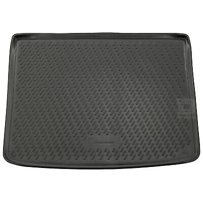 Jeep Renegade 15-17 Rubber Boot Liner Tailored Fitted Black Floor Mat Protector