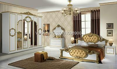 HIGH QUALITY ITALIAN  BEDROOM  Set ***Free Delivery within 20 Miles***