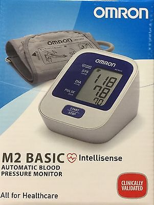 Omron M2 Basic Automatic Blood Pressure Monitor