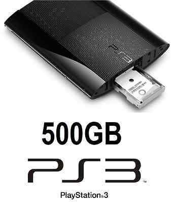 Disco Duro Para Ps3 500Gb