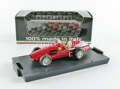 BRUMM 1/43 FERRARI 500 F2 - Long Exhaust R035
