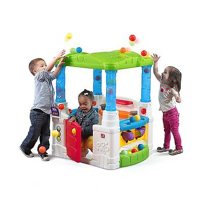 Indoor Playhouse Ball Pit Children Play Fun Outdoor Toddler Toy Portable Kids
