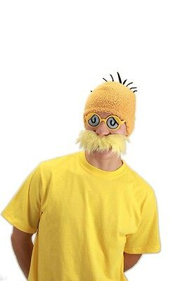 Dr. Seuss Lorax Costume Accessory Kit Adult One Size