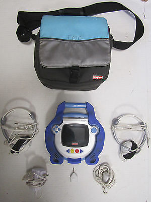Fisher-Price Kid Tough DVD Player with All Accessories and Bag 2007