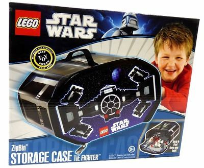 LEGO Accessories Star Wars TIE Fighter ZipBin Carry Case NEW & SEALED Box
