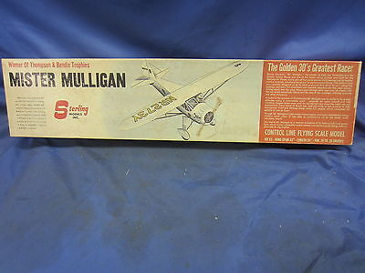 Sterling #c3 Scale Mr Mulligan,  U/c, Nib