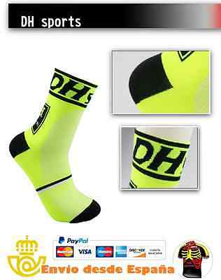 CALCETINES CICLISMO CARRETERA Y MTB DHsports