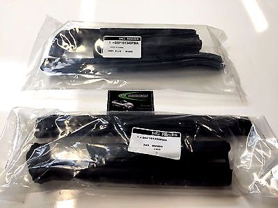 Mgf / Mg Tf Soft Top / Convertiable Roof Cantrial Seals  Driver / Passenger Pair
