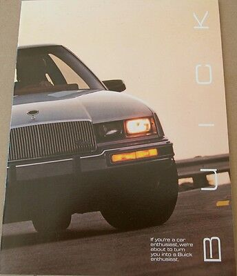 1987 Buick Grand National Type T Turbo V6 Stage I Stage II Performance