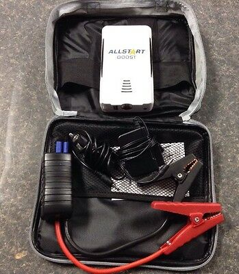 NICE!!! Allstart Boost Portable Jump Starter 550 with Carrying Case (35757-1)