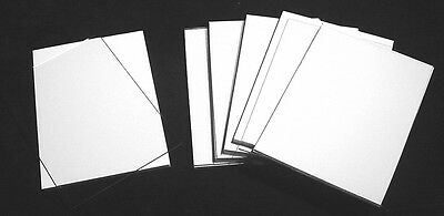 """10 Pieces 8"""" x 10"""" Tru Vue Conservation Clear Picture Frame Glass"""