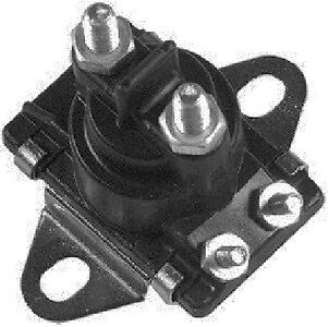 New Solenoid quicksilver 89-96158t Fits Outboard and Mercruiser Starter & Power