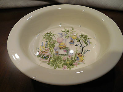 Royal Kent Staffordshire England Bone China Child's Bowl Dish Mouse Party