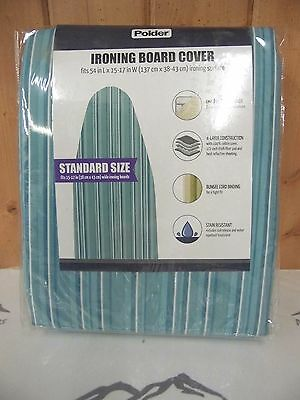 "54"" Replacement Ironing Pad and Cover ~ Polder ~ New"