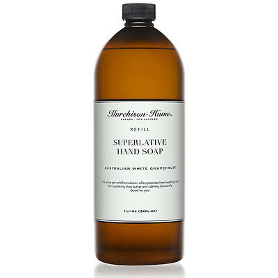 NEW Murchison-Hume Grapefruit Superlative Hand Soap Refill 1L