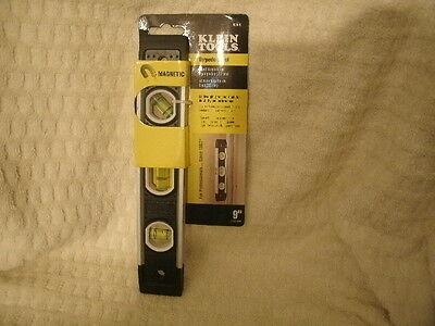"""Klein Tools 9"""" Level  Magnetic #930-9"""