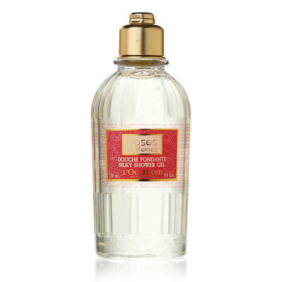NEW L'Occitane Roses et Reines Bath & Shower Gel 250ml