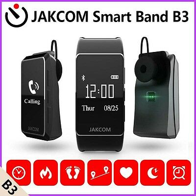 JAKCOM B3 smart watch hot sale with meizu hd earphones for ps2 network adapter