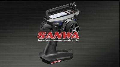 Sanwa MT-44  4Ch. 2.4GHz Radio System With RX-482 RX-472 Receivers