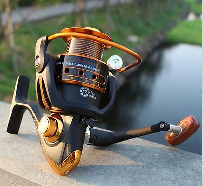 13BB Ball Bearing RightLeft Handed Saltwater Freshwater Fishing Spinning Reel AX