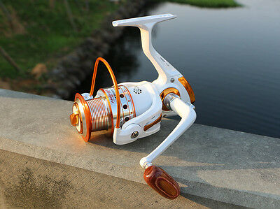 13BB Ball Bearing RightLeft Handed Saltwater Freshwater Fishing Spinning Reel BX
