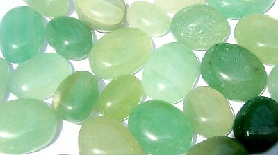 Beautiful Ten green quartz cabochons crystal healing gift reiki feng shui energy