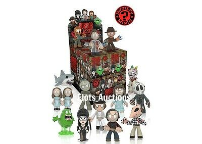 Funko Mystery Minis HORROR CLASSICS SERIES 3  Case of 12 Blind Boxes New!