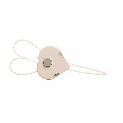 2x Dreambaby FLEXI-LOCK Multi-Touch Release, Secures Cupboard Doors *Aust Brand