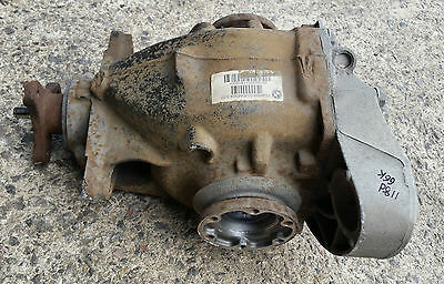 BMW 1 Series 118D Rear Differential Manual - 3.07
