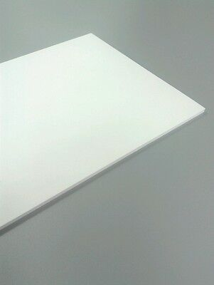 White Silicone Solid Rubber Sheet Various Sheet Sizes & Thicknesses