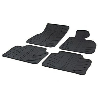 BMW 3 Series (F30/31) 2012 - 2017 Tailored Fit Rubber Moulded Car Floor Mats Set