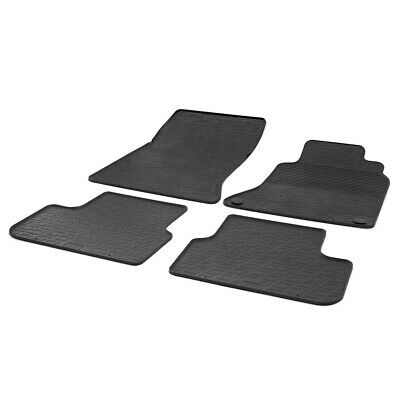 Mercedes A Class (W176) 2012 - 2016 Tailored Rubber Moulded Car Floor Mats Set