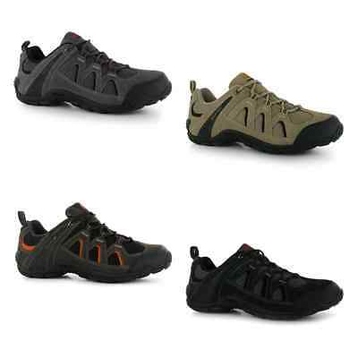 Karrimor Summit Mens Hiking Trekking New Walking Shoes Lace Up Gents Size 7 to13