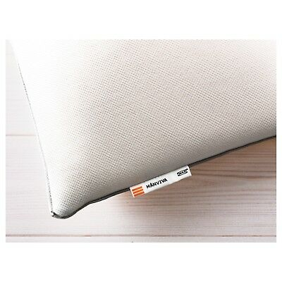 Ikea MÅnviva Memory Foam Pillow For Bed 40x50cm White 62 00 Picclick