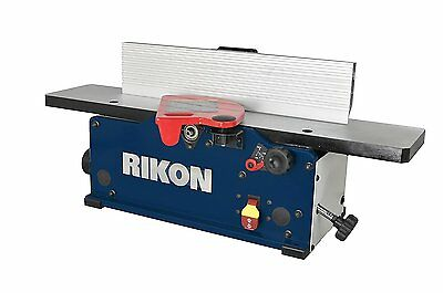 Rikon 20-600H Benchtop Jointer w/Helical Cutterhead